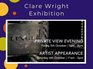 Clare Wright Exhibition